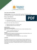 5330 final exam sci lesson plan