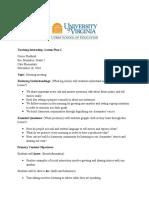 shellnutt- student internship obs2