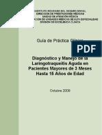 GPC_Laringotraquitis Aguda