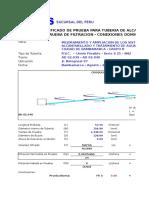 Prueba Hidraulica Cnx Domiciliarias Alc - Prol 22 de Octubre Bz Ad06 06 - Bz Ad06 07