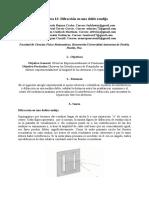 Práctica 12- Difracción en una doble rendija.docx