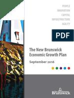 Economic Growth Plan 2016