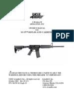 Firearm Manual Eagle m 15 131022 Rev 25 i 7