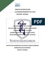 GERENCIA DE PRODUCCION TECNICAS DE DIMENSIONAMIENTO DE LOTES.docx