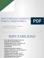 IMPUTABILIDAD-INIMPUTABILIDAD