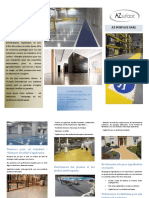 Brochure Azsurface