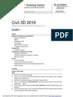 Guia Curso AutoCAD Civil 3D 2016_V3