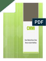 CMMI Caracteristicas Dos
