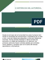Antecedentes Históricos Del Automóvil