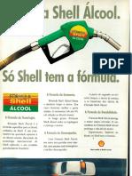 Fórmula Shell Alcool 1995