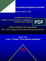 Marzo_Els Tres Fronts Duna Politica Energetica Sostenible Terrassa 28-6-2011