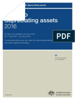 Guide to Depreciating Assets 2016