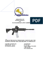M 1522 Rifles Carbines