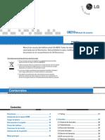 Telefono U8210 ES 1 Manual