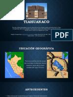 TIAHUANACO Y SU HISTORIA