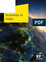EY Doing Business in India 2015 16
