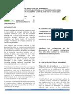 Lab-pan Pruebas Preliminares y Curva de Vacío