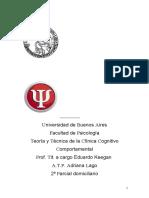 Resumen segundo parcial de psicología cognitiva, UBA 2014