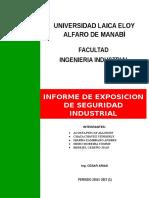 INFORME EXPOSICION #3  GRUPO #1 .docx