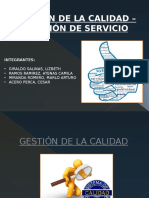 Gestion Serv.calid.
