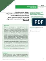 I MedPubArchivos de MedicinaIssue ReleaseOctober