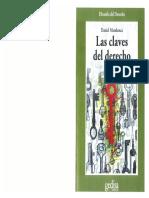 Las Claves Del Derecho - Daniel Mendonca
