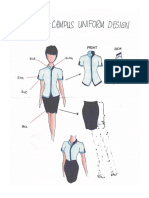 Coed Uniform