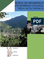 Plan de desarrollo Municipal