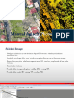 Manual Agisoft Photoscan Pro