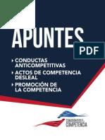CONDUCTAS ANTICOMPETITIVAS