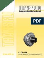 Acoplamiento Hidráulico Tipo Transfluid