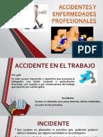 Clase 2. Accidentes y Enfermedades Profesionales