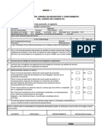 Anexo 1 - DDJJ Código de Conducta