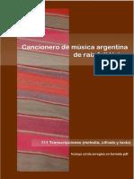 Obras de Folklore argentino
