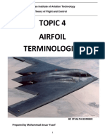 Reference Note - Topic 4 Airfoil Terminologies (r1)