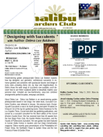 2010 May Newsletter
