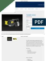TASER X26C _ TASER International Replacement Cost.pdf