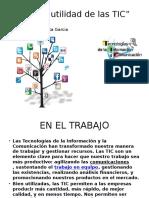 identificacion de Usos de Las TIC