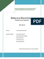Bitacora Electronica