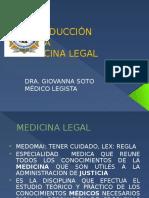 Introducción Medicina Legal Medicina (2)
