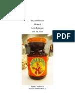 artifact dossier