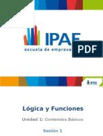 Lógica y Funciones - Sesión 1 (1)