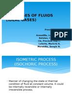 Processes of Fluids