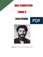 Stalin - Obras completas, Tomo IX.pdf