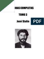 Stalin - Obras completas, Tomo III.pdf