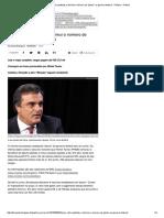 """Temer Retira Petistas e Diminui o Número de """"Jetons"""" No Governo Federal"""