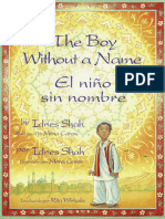Idries Shah the Boy Without a Name
