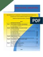 Guías Scf II.