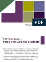 trb standards 2