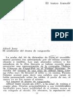 T150 - WELLWARTH - Teatro de Protesta y Paradoja (Teatro Francés)